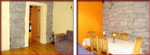 Accommodation near Cong in County Mayo, Ireland