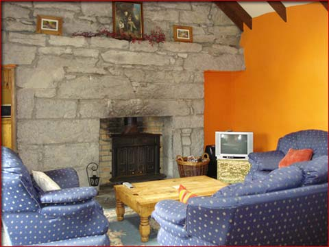 Self-catering accommodation in the West of Ireland near Ballinrobe