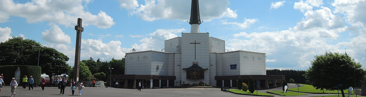 Knock Shrine - Wikipedia