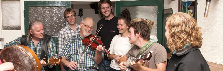 Music Summer Schools in County Mayo in the West of Ireland