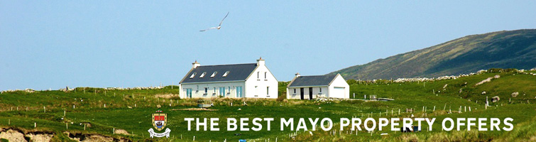 The best Mayo property offers are on mayo-ireland.ie