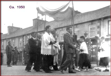 charlestown mayo procession ca1950